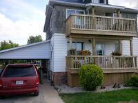 Belle River- 3 Bedroom / 2 Bath Apartment - Utilities Included