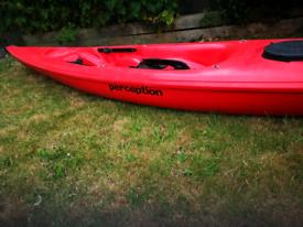 Freedom Perception Sit on top Kayak