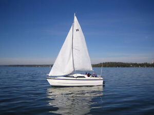 Great Sailboat for Sail and Sale