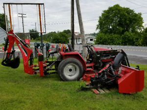 Case IH 1130 Tractor