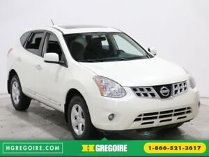 2013 Nissan Rogue S MAGS A/C GR ELECT BLUETOOTH TOIT OUVRANT