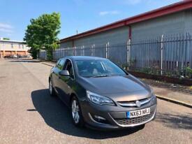 Vauxhall Astra 1.7CDTi 16v ( 130ps ) 2013MY SRi