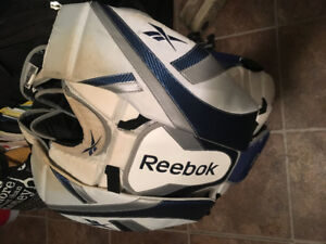 Reebok chest protector 250 obo
