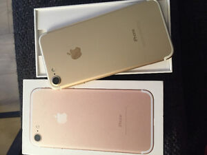 IPhone 7 Gold 32gb Rogers
