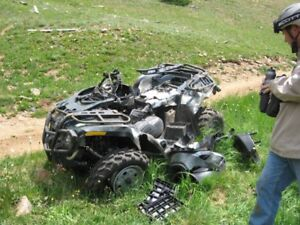 Need cash? looking for atv's and SxS