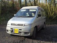 Mazda Bongo Friendee 4 berth with pop top roof