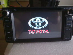 toyota special fit navigation bluetooth dvd