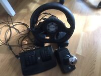 Driving simulator Xbox/ computer game- reduced! 40 now