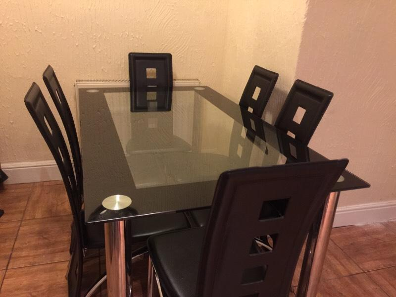 dining table and 6 chairs sheffield search