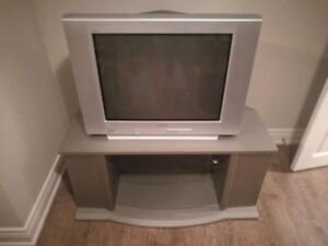 26inch TV + stand