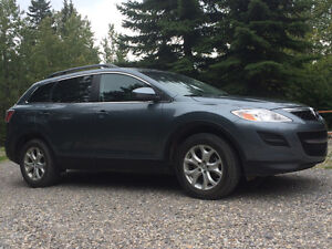 2012 Mazda CX-9 GS with luxury package SUV, Crossover