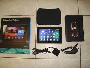 EXCELLENT CONDITION BLACKBERRY TABLET 7 INCH 32GB