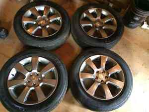"Suzuki Grand Vitara Wheels 18"" 5x114.3mm"