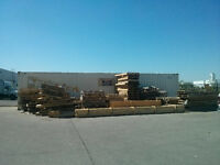 Free shipping pallets!