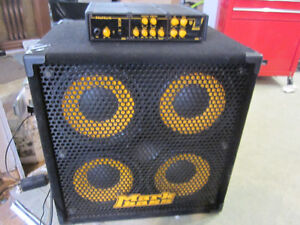 mark bass amplificateur et tete a tubes
