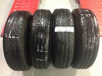 225/75R/16~245/70R/17~225/75R/17 Used Tires @ Auto Trax City of Toronto Toronto (GTA) Preview