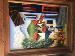 Mexican Style Painting