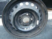 4 rims 15po Honda Civic