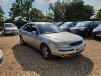2002 Ford Mondeo 2.0 Ghia 11 Months MOT Service History