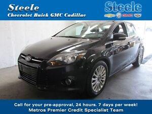 2012 Ford FOCUS Titanium Automatic !!!