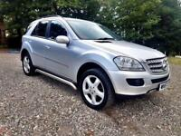 2007 Mercedes-Benz ML320 3.0TD CDI 7 G-Tronic Sport #4x4 #FinanceAvailable