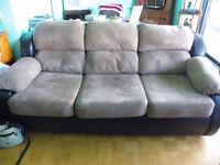 canapé, divan, + fauteuil