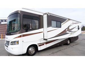 2010 Forest River Georgetown 337DS - Class A RV 33' - REDUCED! West Island Greater Montréal image 2