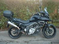 Suzuki DL650AL2 V-STROM MOTORCYCLE