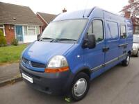 Renault Master Van Conversion Campervan Motorhome For Sale