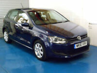 Volkswagen Polo 1.6TDI ( 75ps ) 2010MY SE 5 Door