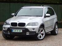 2007 57 BMW X5 3.0 D SE 5STR 5D AUTO 232 BHP DIESEL