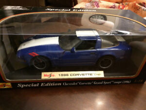 Corvette/Mustang/Cadillac Die Cast cars **Best Offer!!