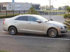 2014 Cadillac ATS Traction arrière Berline 2.0L Turbo 4 portes