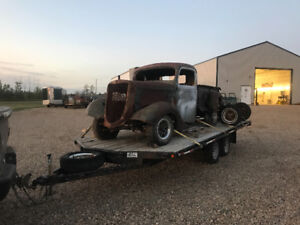 1937 Ford Rod Project Truck