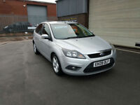 2009 09 FORD FOCUS 1.8TDCi ( 115ps ) ZETEC 74K MILEAGE