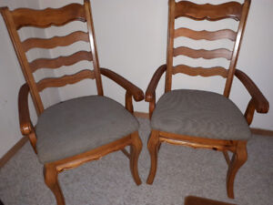 Pair of Captain Chairs