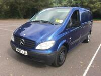 2010 Mercedes-Benz Vito 2.1CDi COMPLETE WITH M.O.T AND WARRANTY