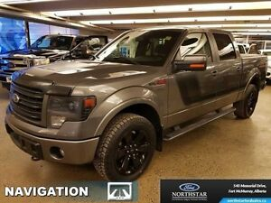2014 Ford F-150 FX4   - Sunroof - Navigation - Tailgate Step - $