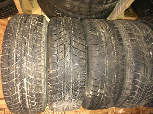Used tires and wheels 215/70/15 15by6.5