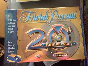 Trivial Pursuit 20th Anniversary game