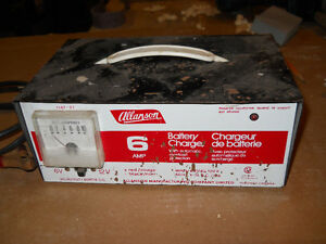 Allanson Battery Charger