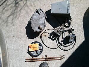 Cooling system parts + odds & ends from UltraSonic/9500