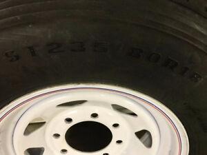 Heavy Duty Trailer Tires