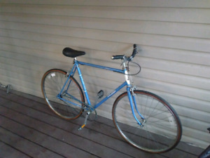 Vintage Raleigh Record Single/Fixie style