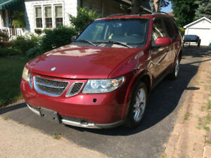 2006 Saab 9-7x Luxury SUV, Crossover