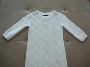 "Robe en tricot ""GAP"" (taille 6/7) West Island Greater Montréal image 2"