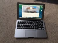 """MacBook air 11"""" early 2014 core i5 120gb ssd for sale"""