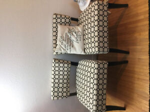2 Beautiful Accent Chairs