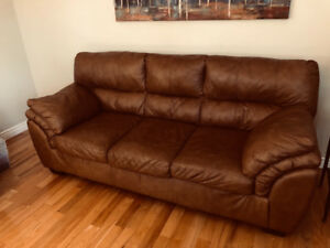 Couch, loveseat and recliner chair for sale