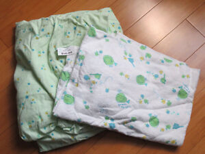 Baby Blankets, Crib Sheet Sets & Bath Towels London Ontario image 3